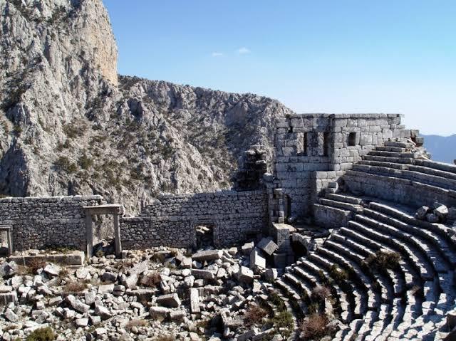 موقع تيرميسوس