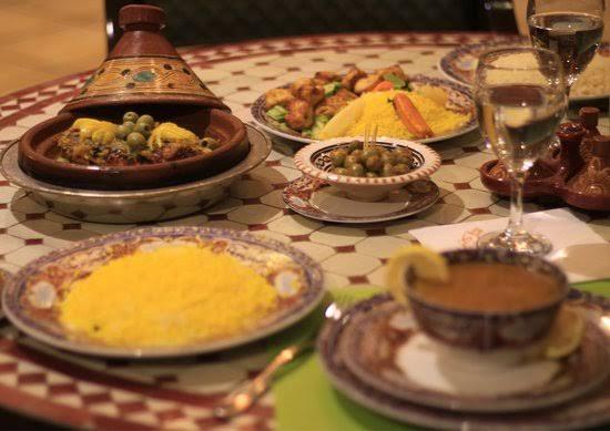 مطعم الطاجن للوجبات المغربية