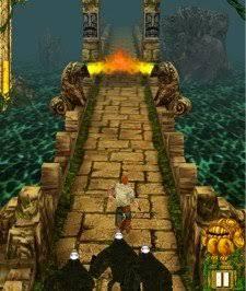 """لعبة Temple Run"""""""