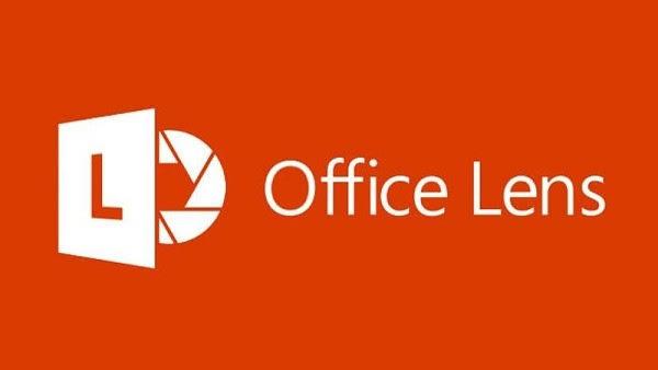 """برنامج Microsoft Office Lens"""""""
