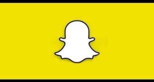 "برنامج Snapchat"""