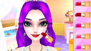 Girls Makeover,Spa and Dressup Prom Salon Games