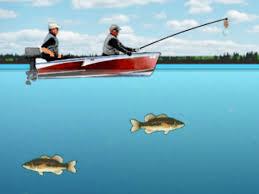 لعبة صيد السمك التعليمية