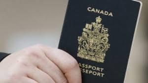 جواز سفر كندا