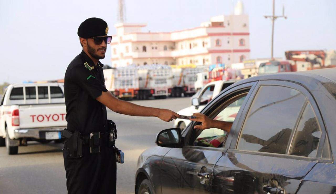 مواعيد دوام المرور في المملكة العربية السعودية