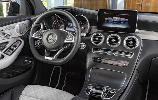 سيارة مرسيدس جي إل سي 250 2019 مميزات وعيوب وأسعار ومواصفات