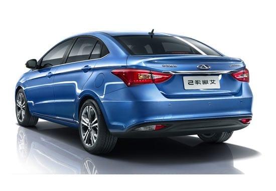 سيارة شيري اريزو 5 2020 مميزات وعيوب وأسعار ومواصفات