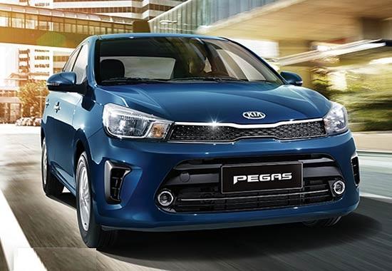 سيارة كيا بيجاس 2020 مميزات وعيوب وأسعار ومواصفات