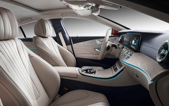 سيارة مرسيدس سي إل إس 350 2019 مميزات وعيوب وأسعار ومواصفات