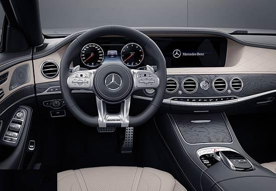 سيارة مرسيدس اس 450 2020 مميزات وعيوب وأسعار ومواصفات