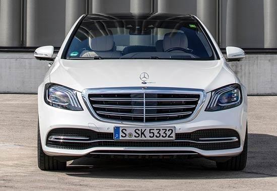 سيارة مرسيدس اس 560 2020 مميزات وعيوب وأسعار ومواصفات