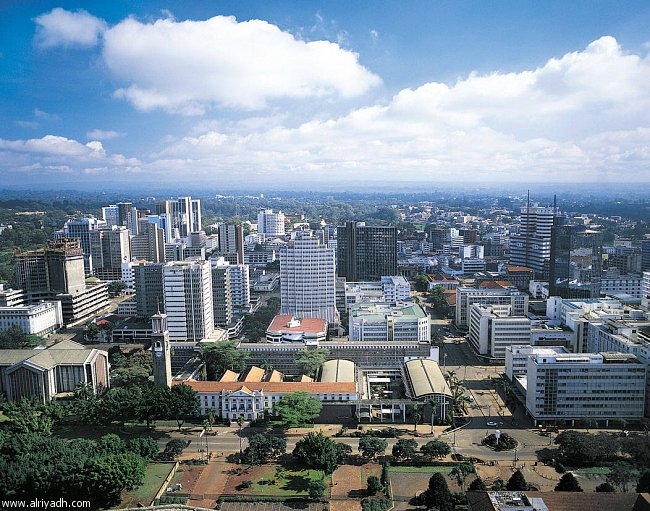 كينيا