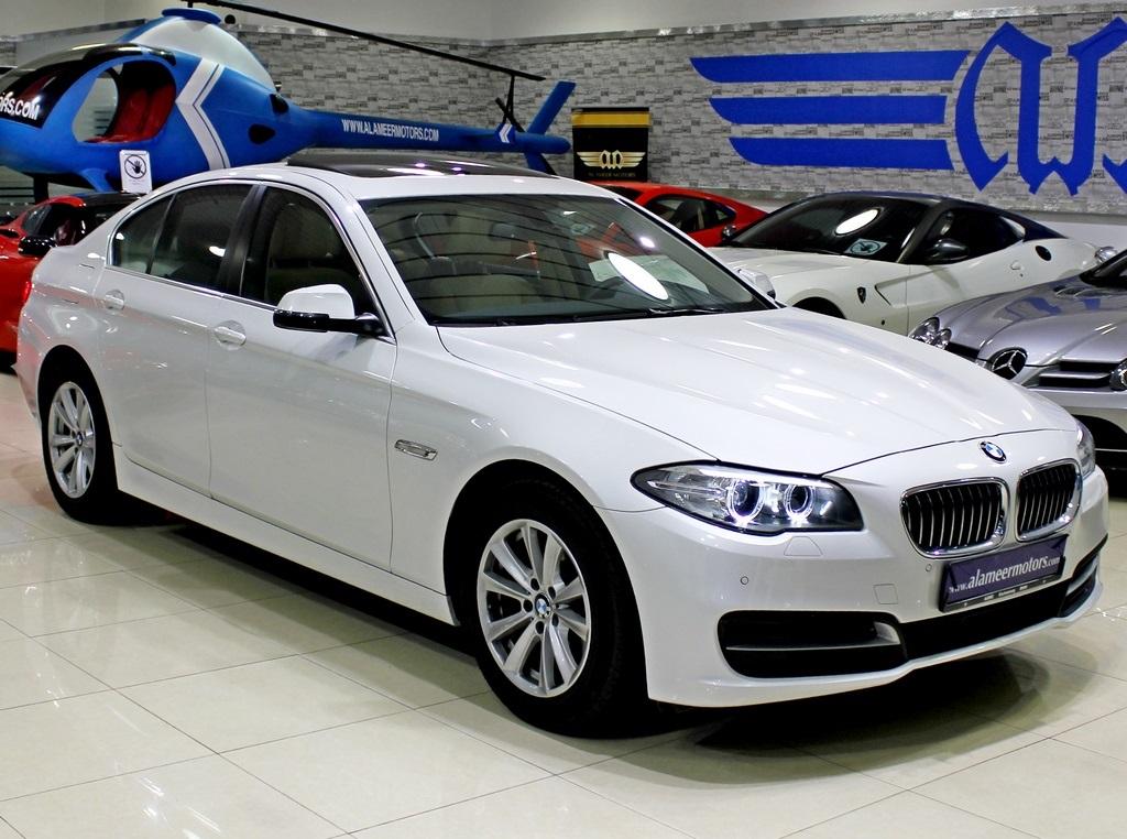 بي ام دبليو BMW 520 I