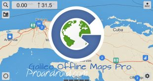 نتيجة بحث الصور عن برنامج Galileo Offline Maps