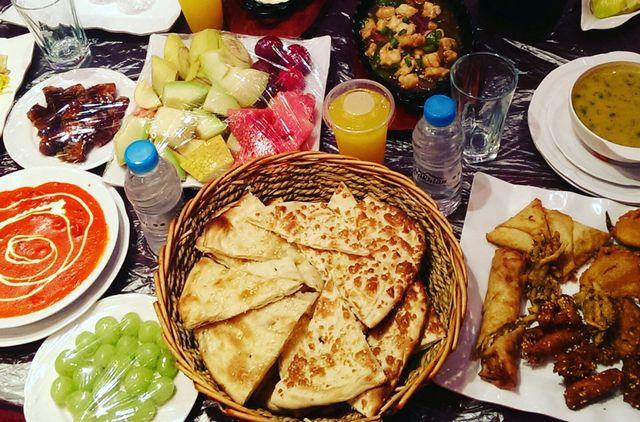 مهاراج الهندي مطعم