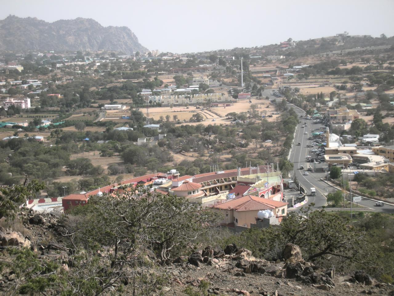 قرية الشفا