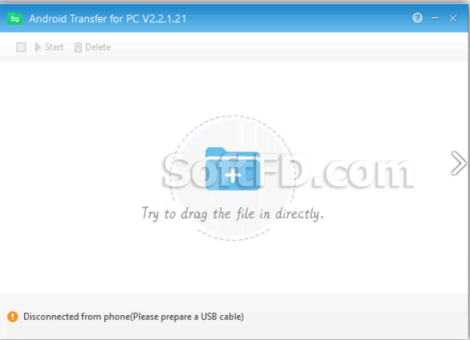 Android Transfer for PC3