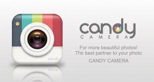 برنامج candy camera