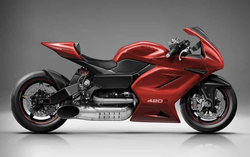 Ducati Desmosedici D16RR NCR M16
