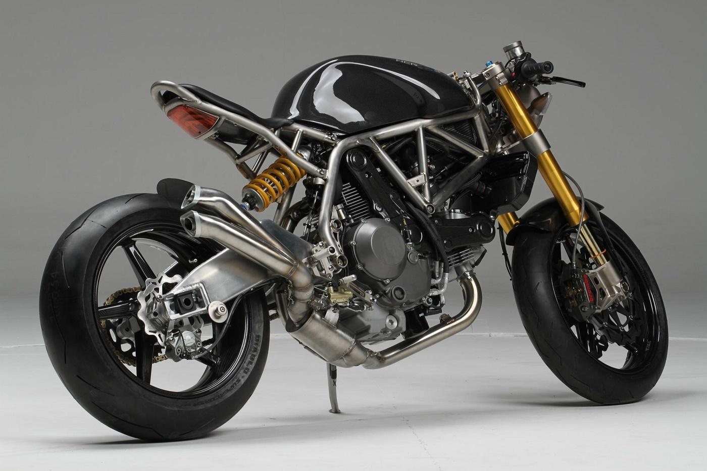Macchia Nera Concept Bike