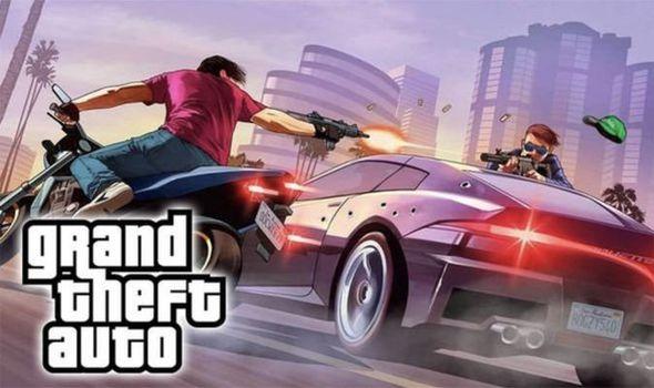 جميع اصدارات لعبة جاتا حرامى السيارات GTA All versions