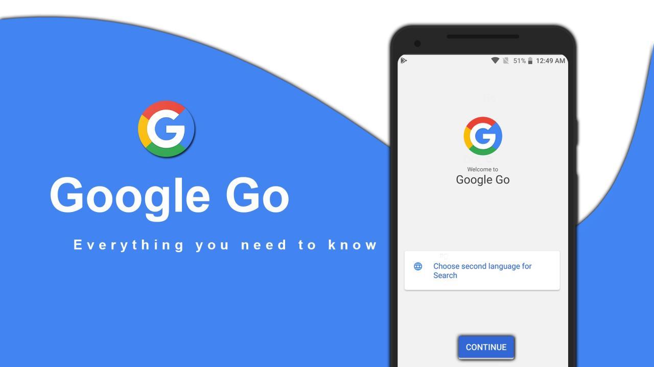 تحميل برنامج google go