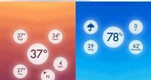 برنامج HAZE للطقس