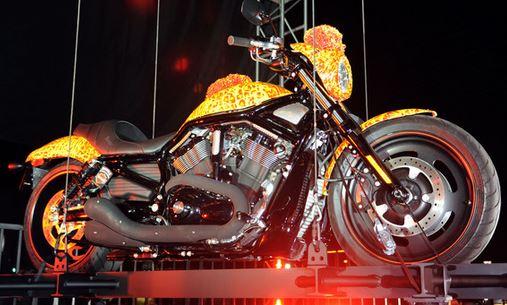 1. هارلي دافيدسون جاك آرمسترونج - Harley Davidson Jack Armstrong