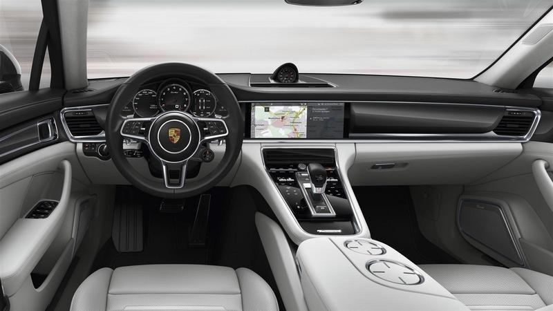 Internal-2018-Porsche-Panamera