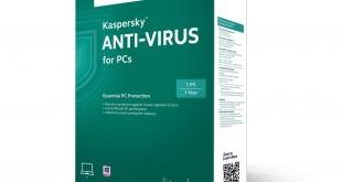 Kaspersky AntiVirus 0