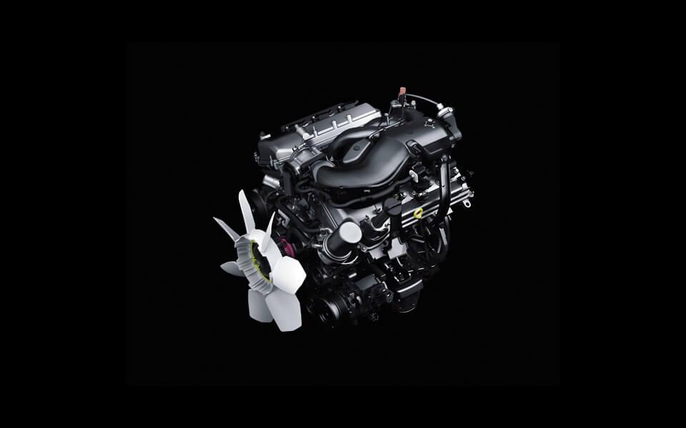 محرك  لاند كروزر 2020