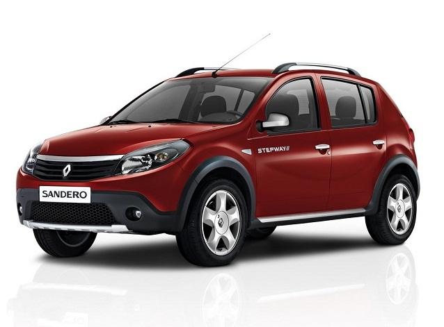 Renault-Sandero Stepway-2012-01