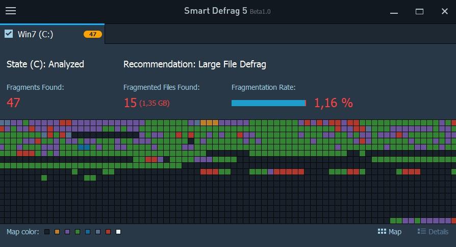 Smart Defrag 5-2