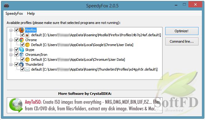 SpeedyFox 2.0.16