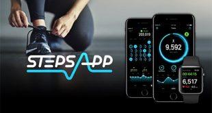 نتيجة بحث الصور عن تحميل تطبيق Stepz: Pedometer للايفون مجانا