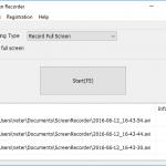 TVT Screen Recorder 1.0