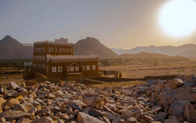 قصر سعد