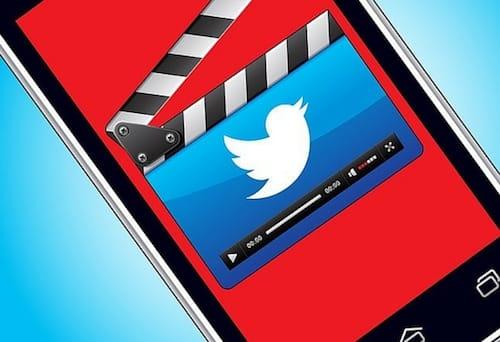 تحميل فيديو من تويتر للايفون