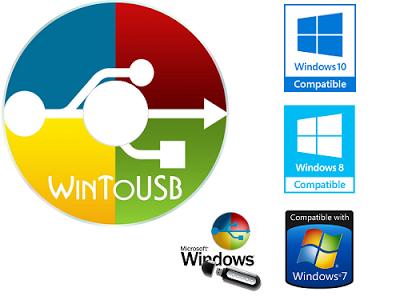 تحميل برنامج WinToUSB افضل برنامج لحرق الويندوز على فلاشة مجانا