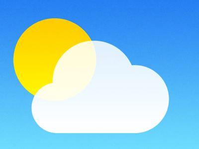 برنامج الطقس للايفون مجانا