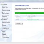 auslogics registry cleaner1