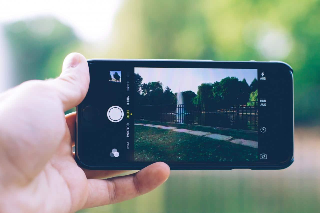 افضل برامج التصوير للايفون تطبيق Camera+للايفون