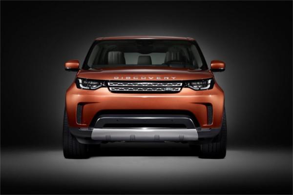 لاند روفر ديسكفري 2019 اتوماتيك / HSE Luxury جديدة للبيع و بالتقسيط