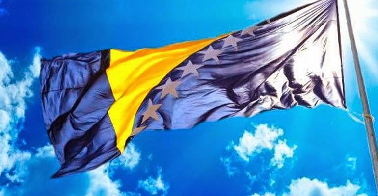علم البوسنة