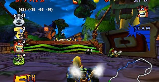 تحميل لعبة كراش سيارات بلاي ستيشن 2 للكمبيوتر