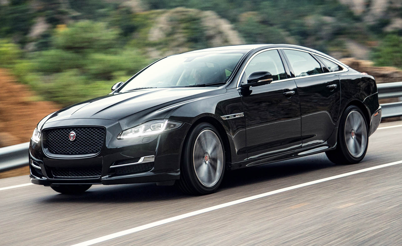 جاجوار jaguar xj