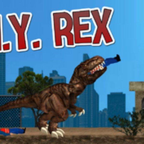 العاب ديناصورات حقيقية