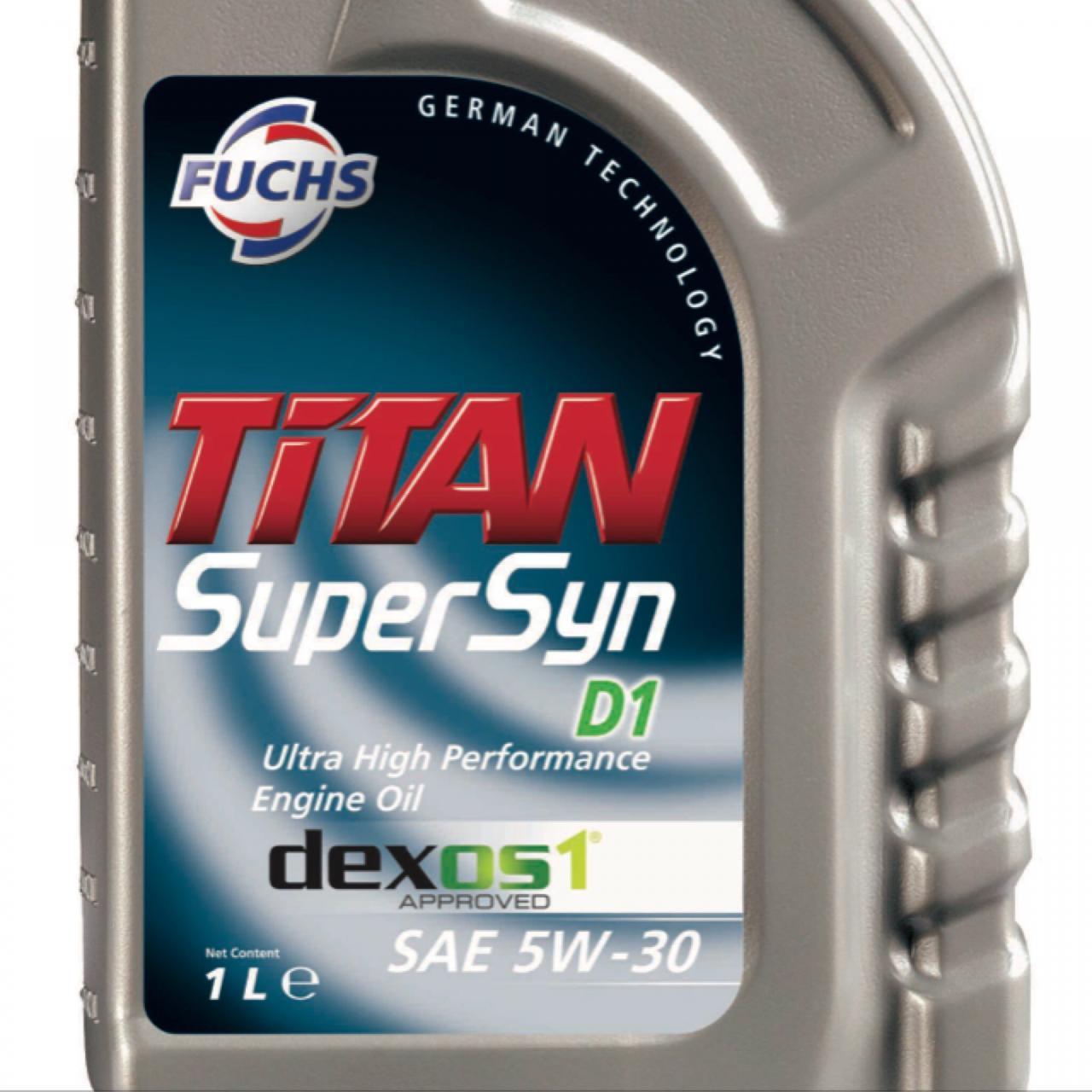 خصائص ومميزات زيت فوكس تيتان 5w30