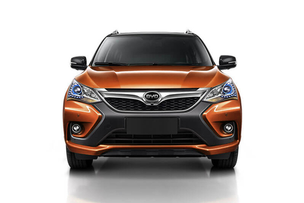 BYD S5 2019