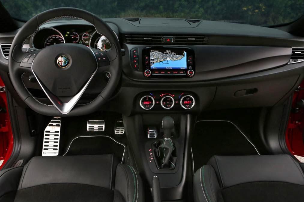 الفا روميو جولياتا Alfa Romeo Giulietta 2017